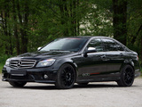 Pictures of Edo Competition Mercedes-Benz C 63 AMG (W204) 2009–11