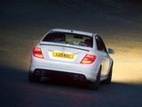 Pictures of Mercedes-Benz C 63 AMG DR520 (W204) 2010