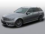 Pictures of Cargraphic Mercedes-Benz C 63 AMG Estate (S204) 2010–11