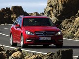 Pictures of Mercedes-Benz C 350 CDI AMG Sports Package Estate (S204) 2011