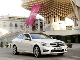 Pictures of Mercedes-Benz C 220 CDI Coupe (C204) 2011