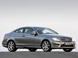 Pictures of Mercedes-Benz C 250 Coupe (C204) 2011