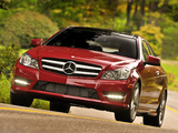 Pictures of Mercedes-Benz C 250 Coupe US-spec (C204) 2011