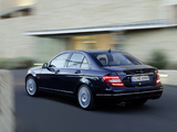 Pictures of Mercedes-Benz C 250 CDI BlueEfficiency (W204) 2011