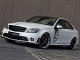 Pictures of Kicherer C63 White Edition (W204) 2011