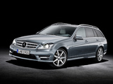 Pictures of Mercedes-Benz C 350 CDI 4MATIC AMG Sports Package Estate (S204) 2011