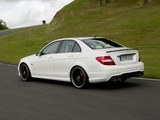Pictures of Mercedes-Benz C 63 AMG (W204) 2011