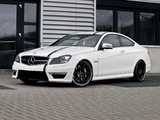 Pictures of Wheelsandmore Mercedes-Benz C 63 AMG Coupe (C204) 2012