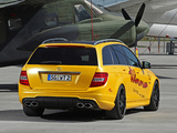 Pictures of Wimmer RS Mercedes-Benz C 63 AMG Estate (S204) 2012