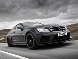 Pictures of Mercedes-Benz C 63 AMG Black Series Coupe UK-spec (C204) 2012