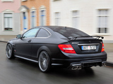 Pictures of Brabus Bullit Coupe 800 (C204) 2012
