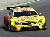 Pictures of Mercedes-Benz C AMG DTM (C204) 2012