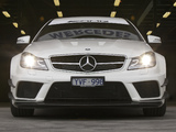 Pictures of Mercedes-Benz C 63 AMG Black Series Coupe AU-spec (C204) 2012