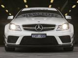 Pictures of Mercedes-Benz C 63 AMG Black Series Coupe AU-spec (C204) 2012