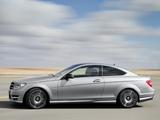 Pictures of Mercedes-Benz C 250 Coupe Sport (C204) 2012