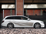Pictures of Edo Competition Mercedes-Benz C 63 AMG Estate (S204) 2012