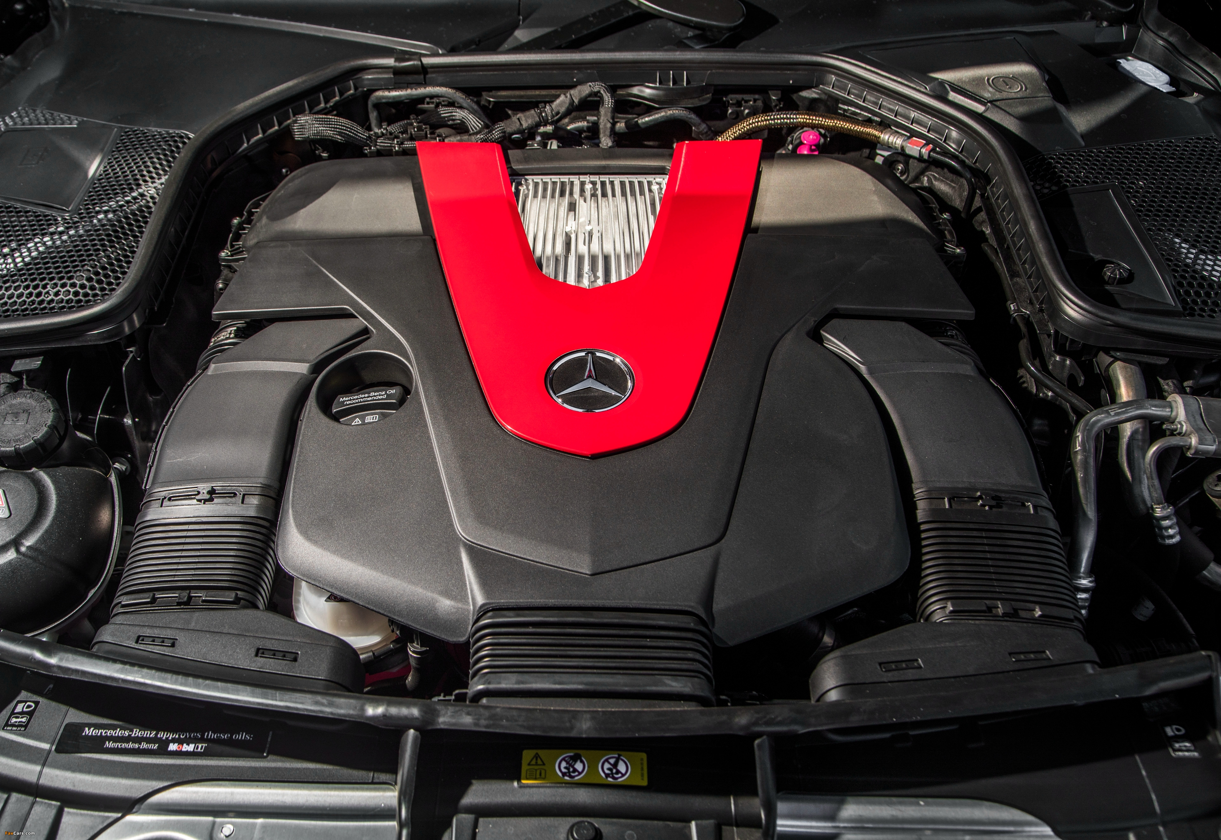 Pictures of Mercedes-AMG C 43 4MATIC North America (W205) 2016 (4096 x 2818)