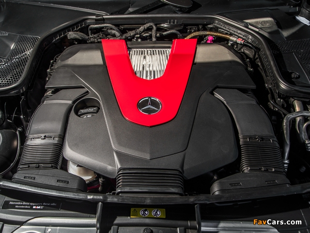 Pictures of Mercedes-AMG C 43 4MATIC North America (W205) 2016 (640 x 480)