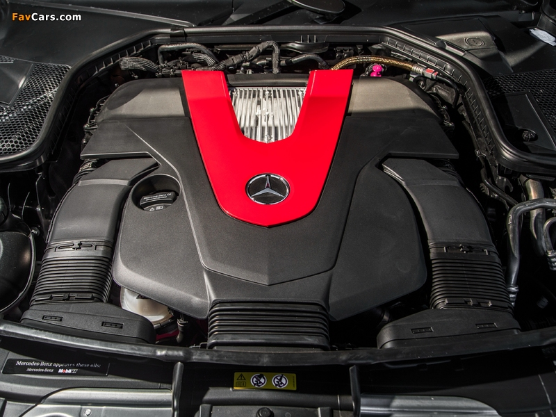 Pictures of Mercedes-AMG C 43 4MATIC North America (W205) 2016 (800 x 600)
