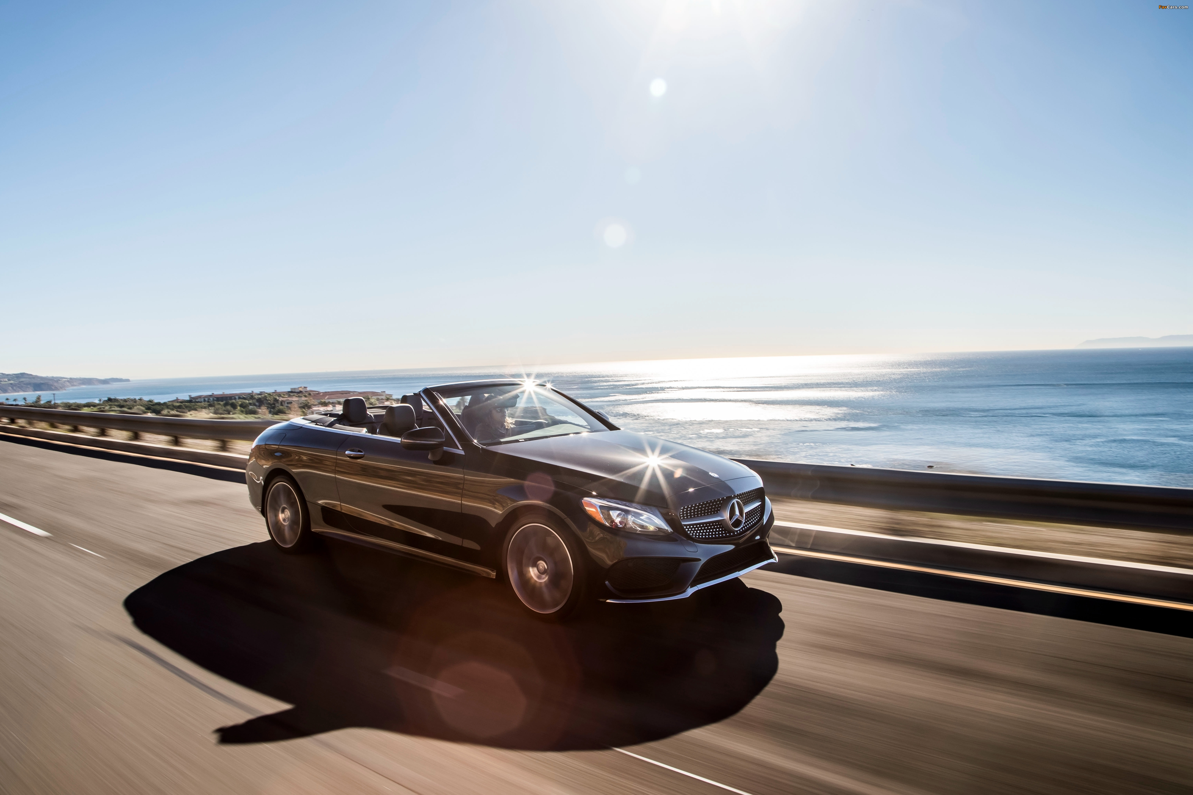 Pictures of Mercedes-Benz C 300 4MATIC Cabriolet AMG Line North America (C205) 2016 (4096 x 2730)