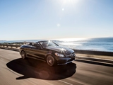 Pictures of Mercedes-Benz C 300 4MATIC Cabriolet AMG Line North America (C205) 2016