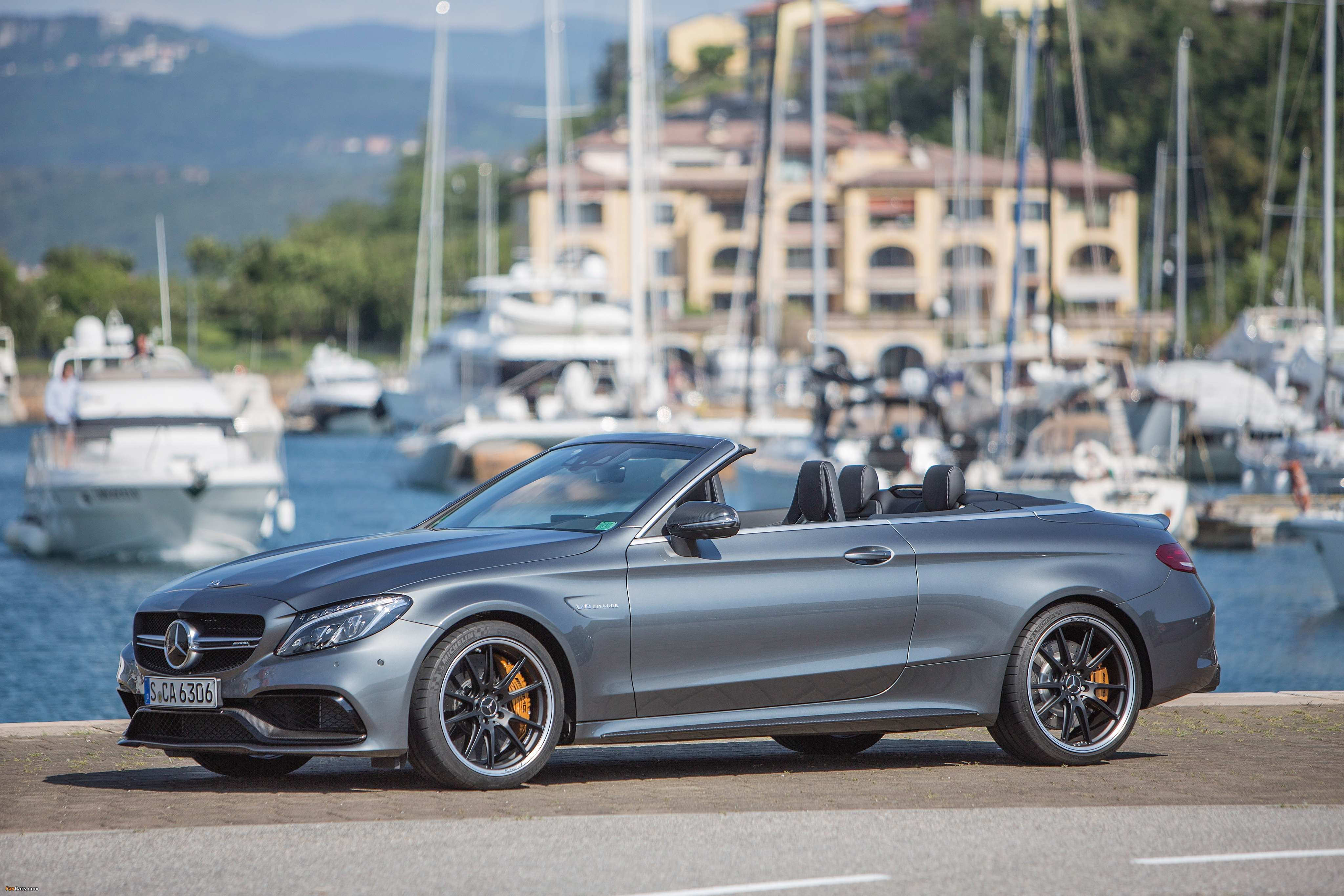 Pictures of Mercedes-AMG C 63 S Cabriolet (A205) 2016 (4096 x 2731)