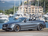 Pictures of Mercedes-AMG C 63 S Cabriolet (A205) 2016