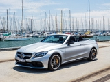 Pictures of Mercedes-AMG C 63 S Cabriolet AU-spec (A205) 2016