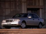 Pictures of Mercedes-Benz C-Klasse UK-spec (W202) 1993–2000
