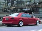 Pictures of WALD Mercedes-Benz C-Klasse (W202) 1997–2000