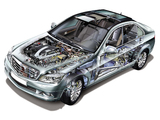 Pictures of Mercedes-Benz C-Klasse (W204) 2007–11