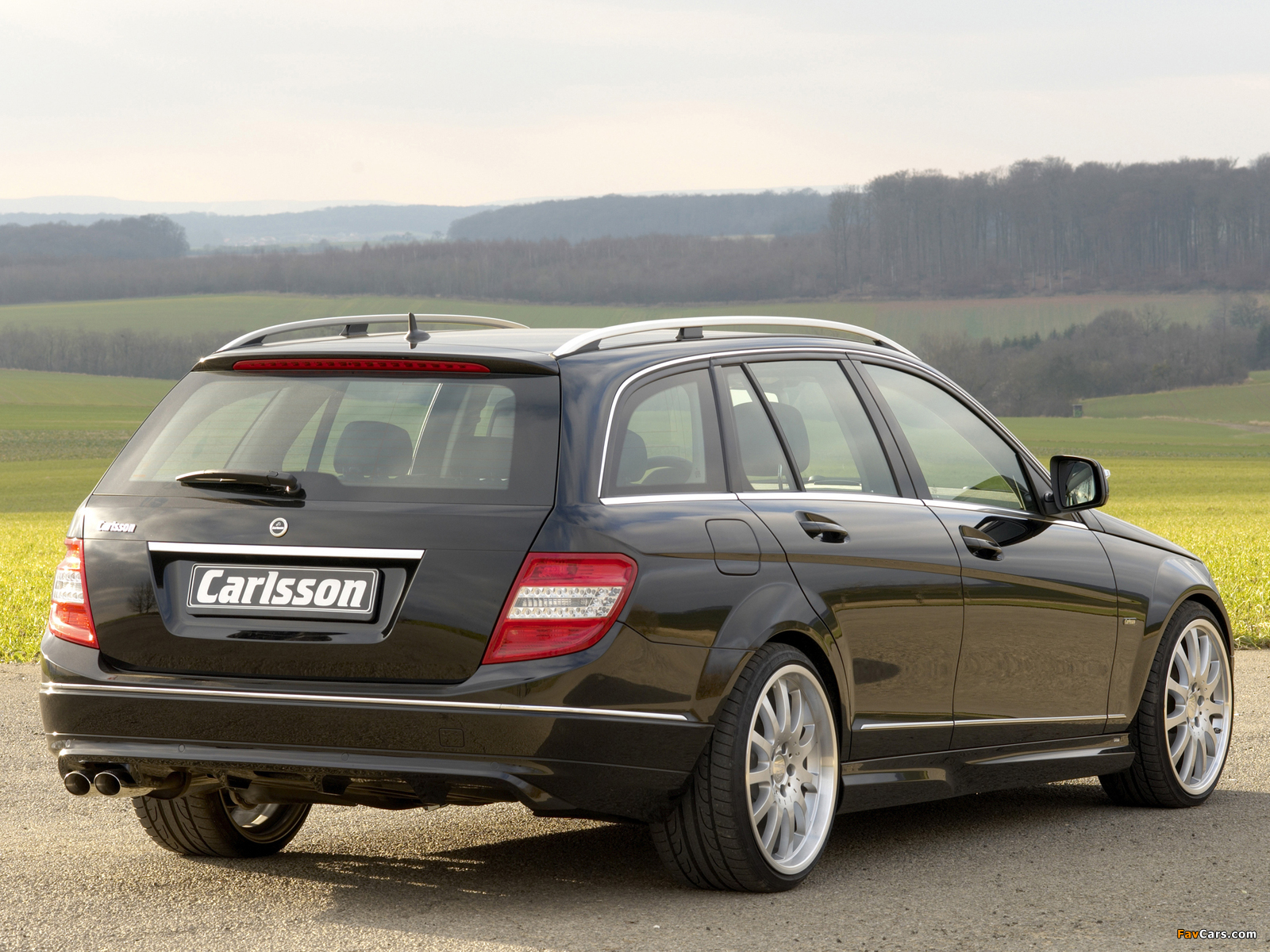 Pictures of Carlsson Mercedes-Benz C-Klasse Estate (S204) 2008 (1600 x 1200)