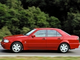 Mercedes-Benz C-Klasse (W202) 1993–2000 wallpapers