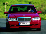 Mercedes-Benz C 240 (W202) 1997–2000 wallpapers