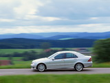Mercedes-Benz C 32 AMG (W203) 2001–04 wallpapers