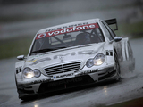 Mercedes-Benz C AMG DTM (W203) 2004–07 wallpapers