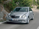 Mercedes-Benz C 350 (W203) 2005–07 wallpapers
