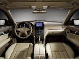 Mercedes-Benz C-Klasse (W204) 2007–11 wallpapers