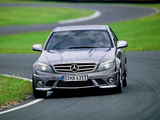 Mercedes-Benz C 63 AMG (W204) 2007–11 wallpapers
