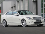 Brabus Mercedes-Benz C 220 CDI (W204) 2007–11 wallpapers