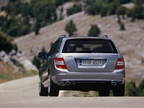 Mercedes-Benz C 320 CDI Estate (S204) 2008–11 wallpapers