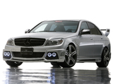 WALD Mercedes-Benz C-Klasse (W204) 2008 wallpapers