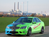 Wimmer RS Mercedes-Benz C 63 AMG Eliminator (W204) 2011 wallpapers