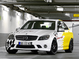 Wimmer RS Mercedes-Benz C 63 AMG (W204) 2011 wallpapers