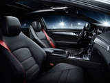 Mercedes-Benz C 250 Coupe Sport (C204) 2012 wallpapers
