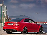 Mercedes-Benz C 63 AMG Coupe Austria Edition (C204) 2012 wallpapers