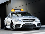 Mercedes-Benz C 63 AMG Black Series Coupe DTM Safety Car (C204) 2012 wallpapers