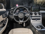 Mercedes-AMG C 43 4MATIC Cabriolet North America (A205) 2016 wallpapers