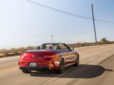 Mercedes-AMG C 63 S Cabriolet North America (A205) 2016 wallpapers