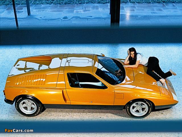 Mercedes-Benz C111-I Concept 1969 photos (640 x 480)